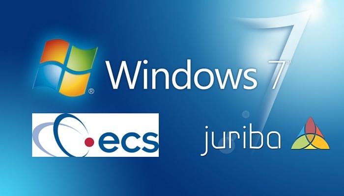 Juriba and ECS partnership - MIcrosoft Windows