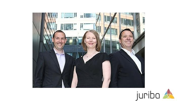 Barry Angell, Julia Bell, Ian Fraser - Juriba
