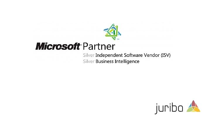Microsoft Partner Silver Juriba