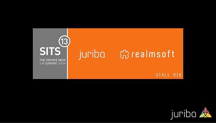 Juriba and Realmsoft at SITS13