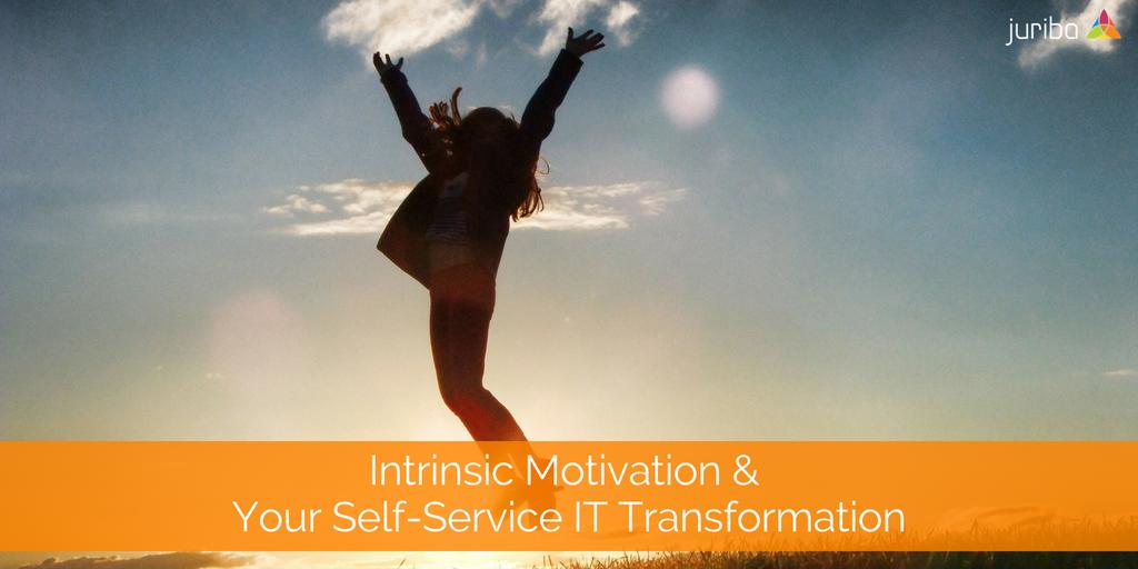SelfServiceITTransformationMotivation