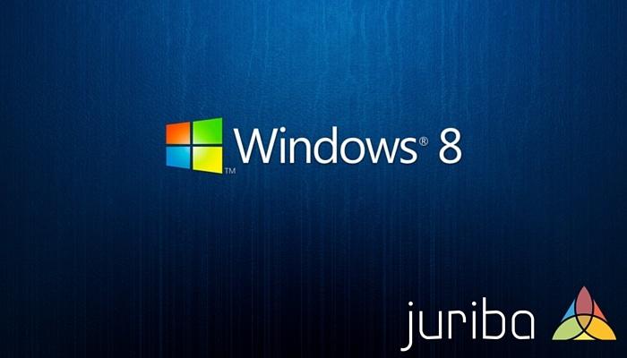 Windows 8 - Juriba
