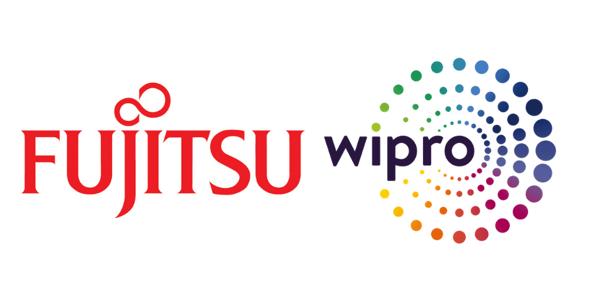 fujitsu wipro