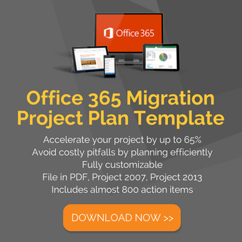 Click here to download the Office 365 project plan template