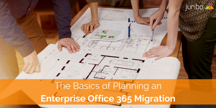 The Basics of Planning an Enterprise Office 365 Migration